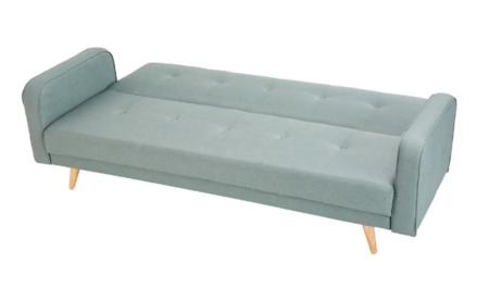 Sofa Cama Clic Clac De 3 Plazas Verde Agua 1000 15 13 174673 17