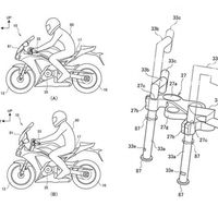 De moto deportiva a turismo a golpe de botón: así es lo último en polivalencia patentado por Honda
