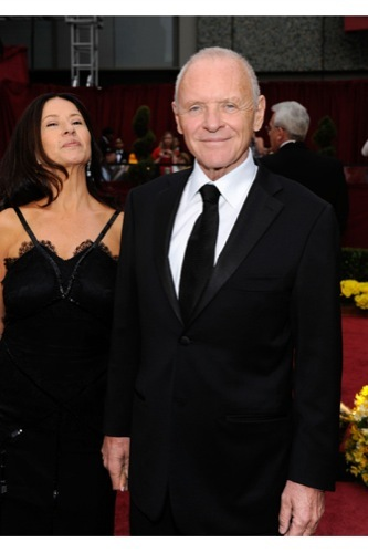 Antony Hopkins en los Oscar