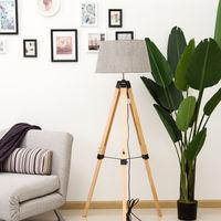 Esta lámpara de pie estilo nórdico está de oferta en eBay por 55,99 euros y envío gratis