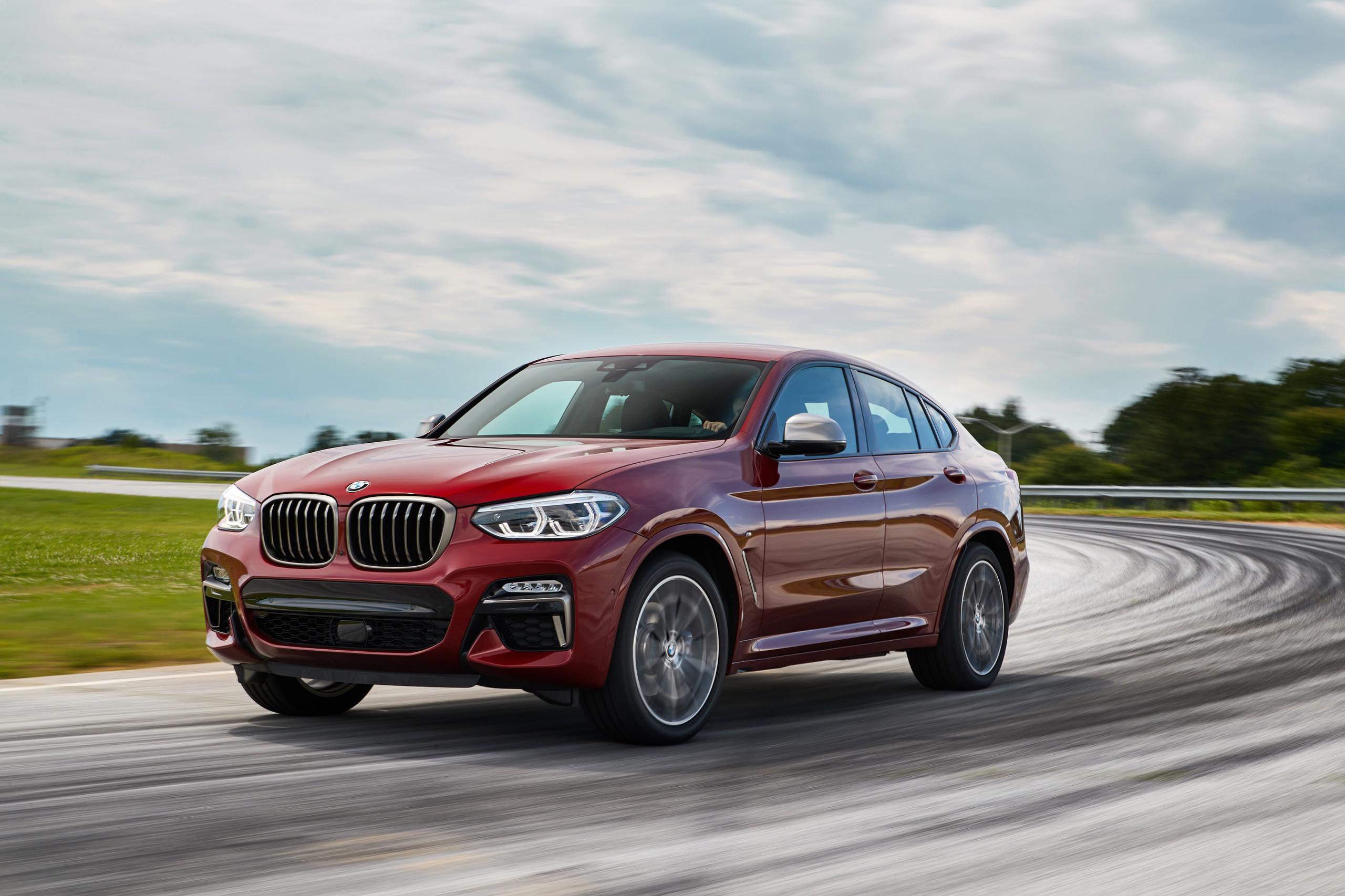 Foto de BMW X4 M40d 2019 (1/22)