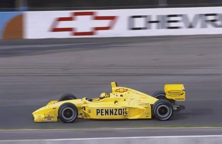 Chevrolet confirma su regreso al IndyCar Series en 2012