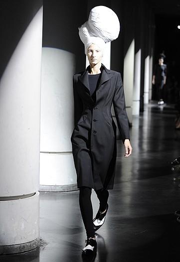 Foto de Junya Watanabe, Primavera-Verano 2010 en la Semana de la Moda de París (12/13)