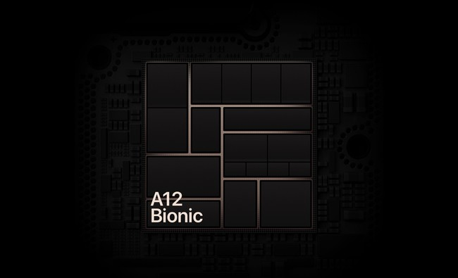 Chip A12 Bionic Iphone Xs