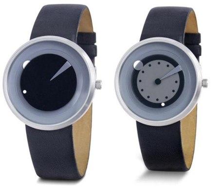 Dia y noche en un reloj, el Twilight Watch