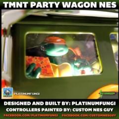 Foto 7 de 7 de la galería tmnt-party-wagon-nes en Vida Extra