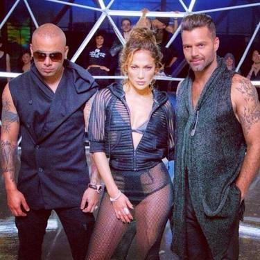 Pónganme un poquito de Ricky Martin y JLo y a ser posible en cuero, gracias