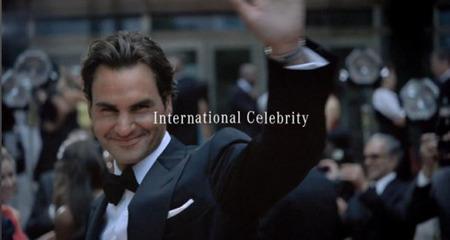 Federer International Celebrity