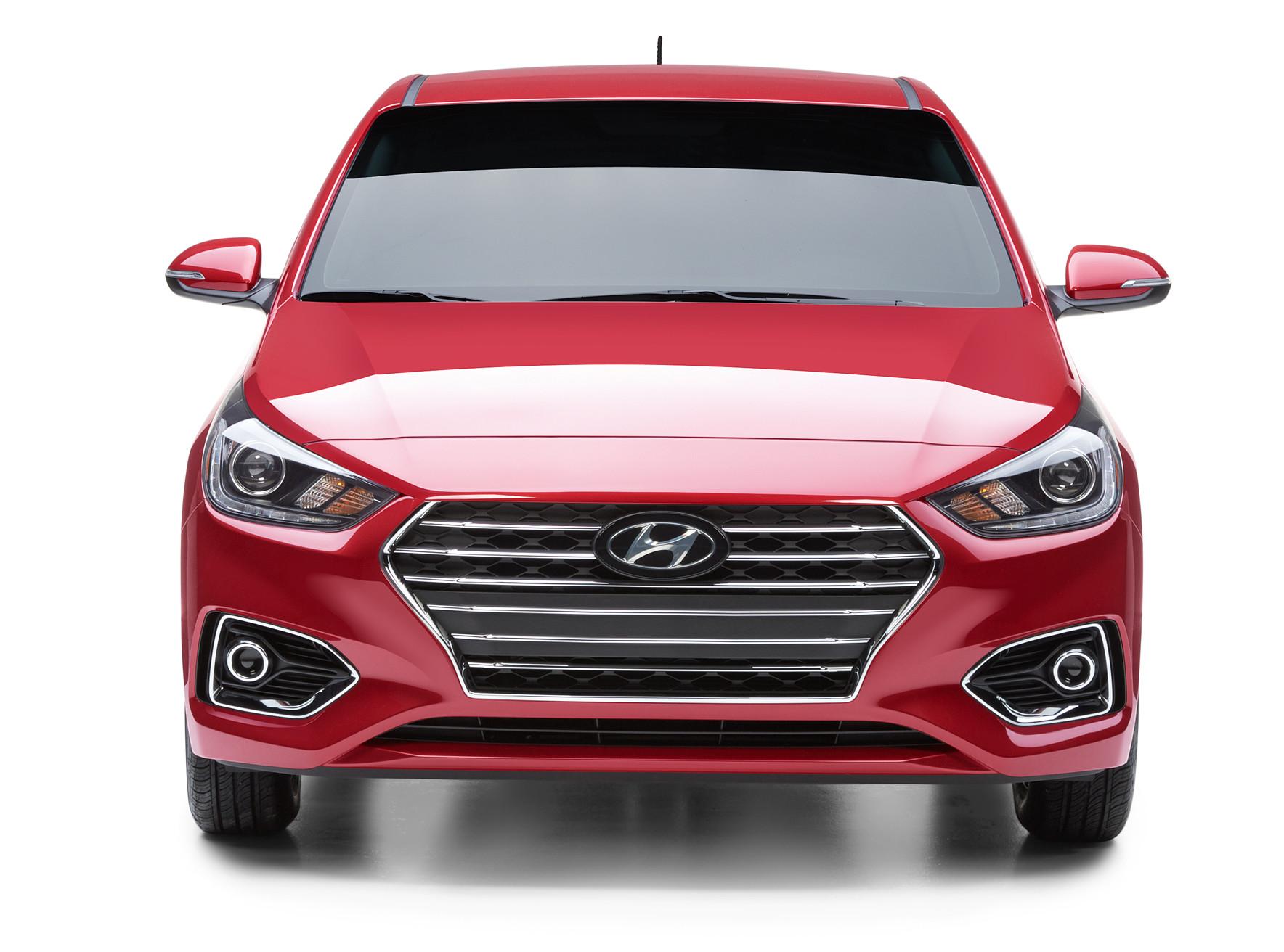 Foto de Hyundai Accent 2018 (2/17)