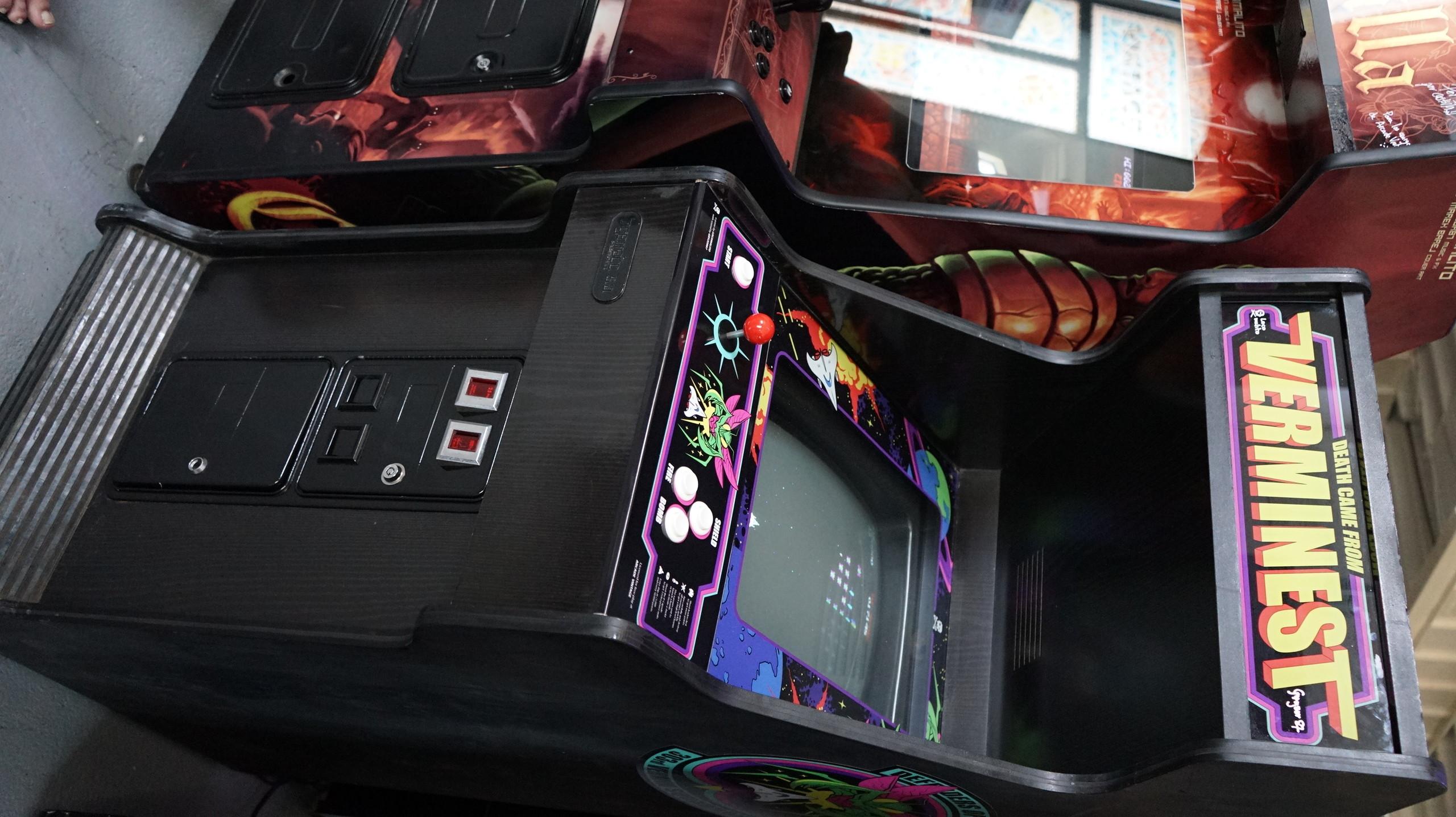 Foto de Museo máquinas Arcade (19/46)