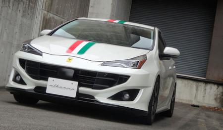 Toyota Prius Ferrari FF Albermo
