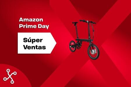 La bicicleta eléctrica plegable de Xiaomi se desploma en el Amazon Prime Day: ligera y con 45 kilómetros de autonomía a 599 euros