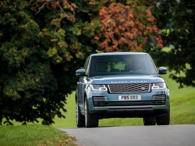 El nuevo Range Rover 2018 contará con una versión híbrida