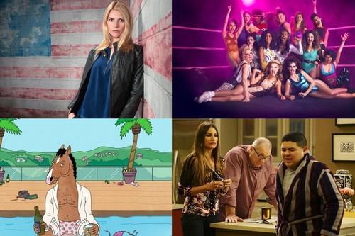 Todas las series de televisión que terminan en 2020