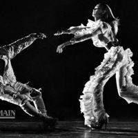 Kanye West y un buen plantel de modelos protagonizan la campaña otoño-invierno 2016/2017 de Balmain