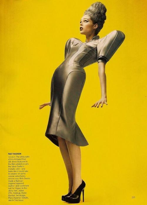 Foto de Superheroinas en Vogue mayo 2008 (5/7)