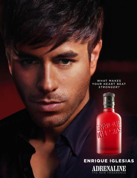 'Adrenaline': La fragancia masculina de Enrique Iglesias para el hombre audaz