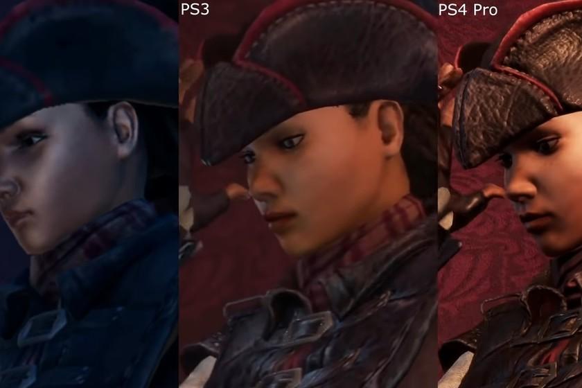 assassins creed 3 remastered comparison