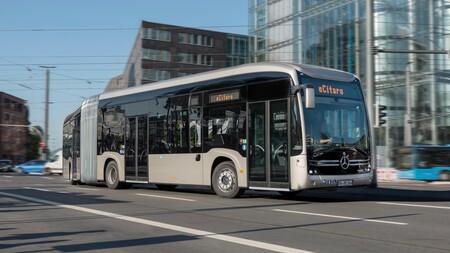 Mercedes Benz Ecitaro G Electric Bus 100762724 H