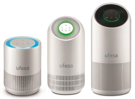 Ufesa presenta su nueva gama de purificadores capaces de limpiar el aire de virus, bacterias, pelos de mascotas y olores
