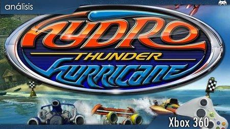 'Hydro Thunder Hurricane'. Análisis
