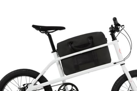 Quinn Bike, la bicicleta que te permite transportar tu portafolio
