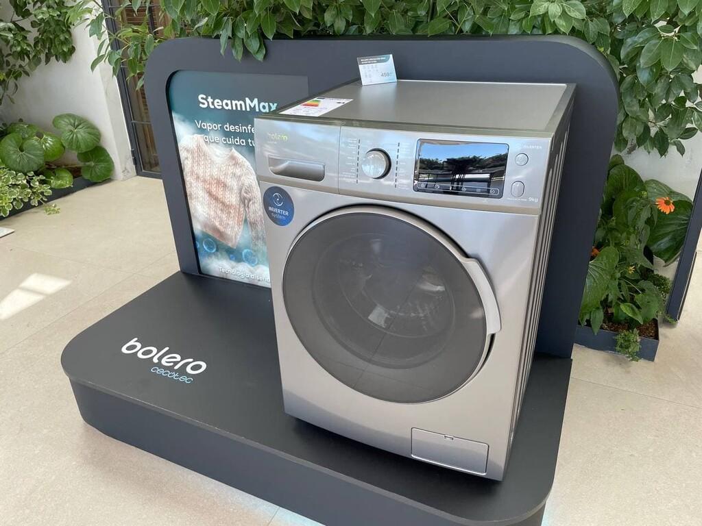 Lo nuevo de Cecotec son... lavadoras y colchones: la firma valenciana da el salto al gran electrodoméstico