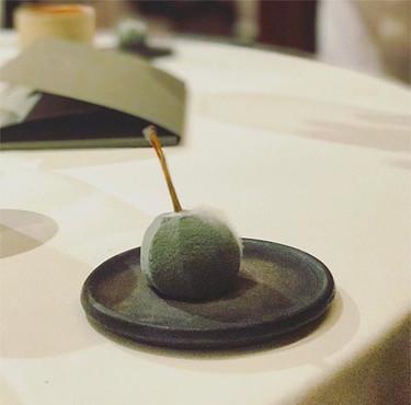 Las manzanas podridas son la novedad en uno de los mejores restaurantes del mundo