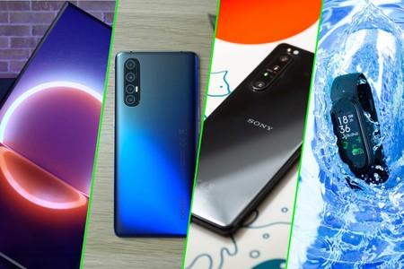 Los 23 análisis de julio de Xataka: 7 móviles, 4 televisores, auriculares inalámbricos y todas nuestras reviews con sus notas
