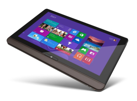 Toshiba U925t en formato tablet