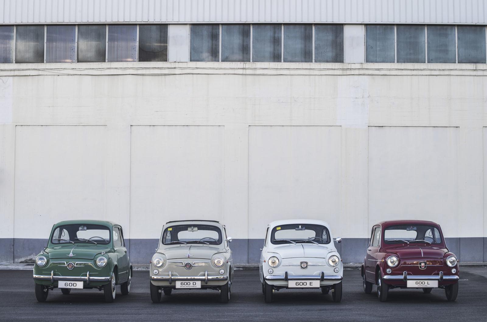 Foto de SEAT 600 (50 Aniversario) (8/64)