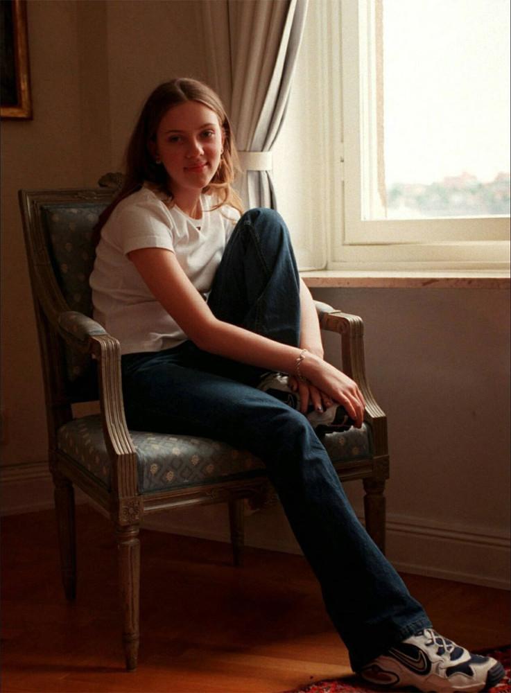 Foto de Scarlett Johansson: sus inicios (4/9)