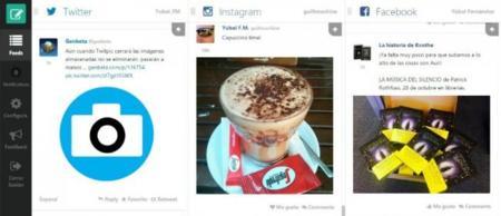Feedient, una nueva propuesta para administrar tus redes sociales en una sola aplicación