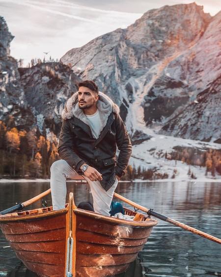 Mariano di Vaio confirma que el borreguillo es el detalle cool que tus chaquetas necesitan este otoño