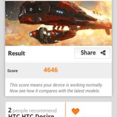 Foto 5 de 19 de la galería htc-desire-510-rendimiento en Xataka Android
