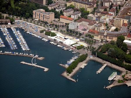 La ciudad suiza con más subidas y bajadas: Lausana