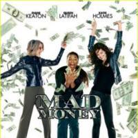 """Katie Holmes regresa al trabajo por fin con """"Mad Money"""""""