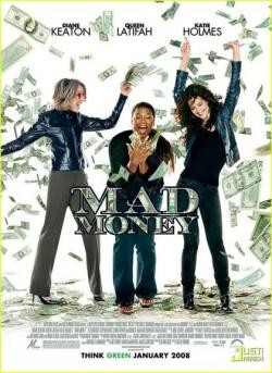 "Katie Holmes regresa al trabajo por fin con ""Mad Money"""