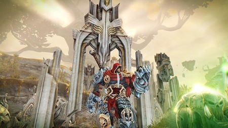 Darksiders Warmastered Edition está gratis en Steam para los que tengan el juego original