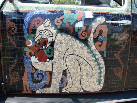 Vocho Maya 10