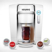 La máquina que hace refrescos con cápsulas como las de café
