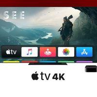 Vodafone UK se olvida de los descodificadores y ofrece a sus clientes el Apple TV 4K con un año de Apple TV+ gratis