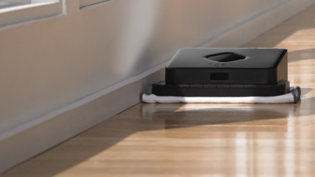 El Braava 380T hará la limpieza completa de tus pisos por ti automáticamente