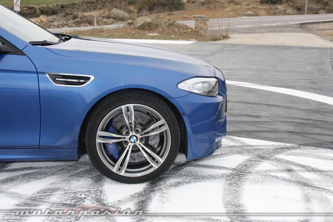 Foto de BMW M5 (Prueba) (109/136)