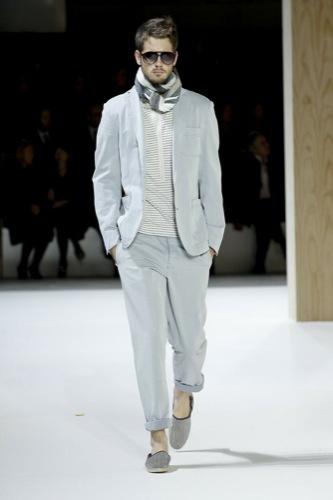 HE by Mango, Primavera-Verano 2010: colección para el hombre joven y moderno. Traje