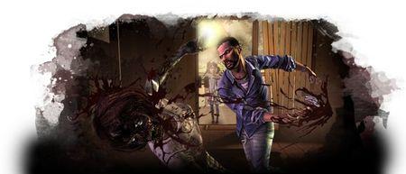 Poned a descargar el primer episodio de 'The Walking Dead' en Xbox Live, que es gratis por tiempo limitado. Avisados estáis