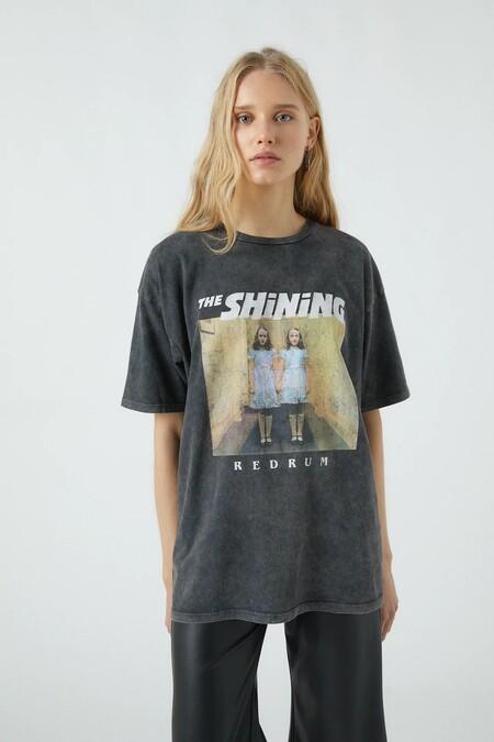 Pull Bear Halloween 2020 Camiseta 01