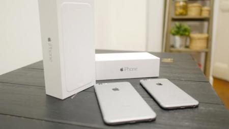 Las fuertes ventas del iPhone 6 y 6 plus aumentan la cuota de mercado de Apple en algunos países