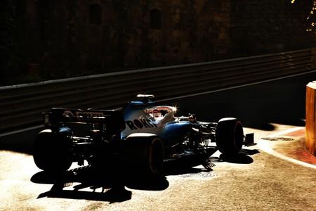 Robert Kubica Baku Formula1 2019