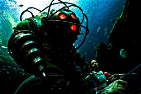 'Bioshock', ¿el mejor cosplay hasta la fecha?